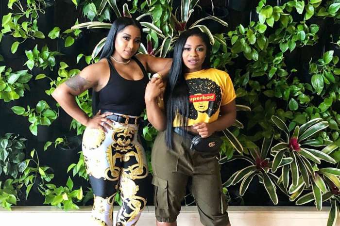 Toya Johnson Pens An Emotional Message For Her Daughter, Reginae Carter's 22nd Birthday