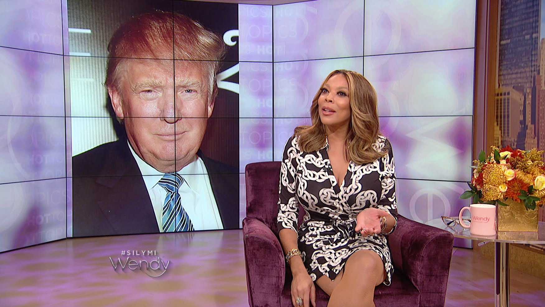 Wendy Williams Receives Backlash After Saying That Donald Trump Has The Right To Investigate The Election