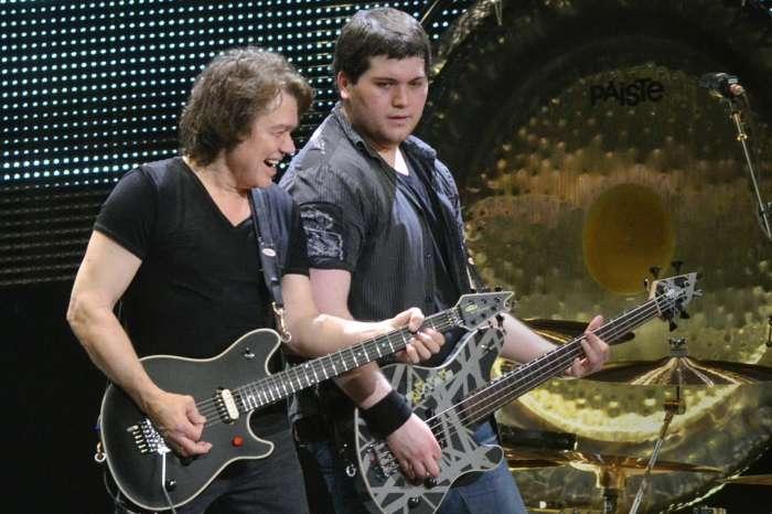Wolfgang Van Halen Posts Commemoration For Late Father Eddie Van Halen
