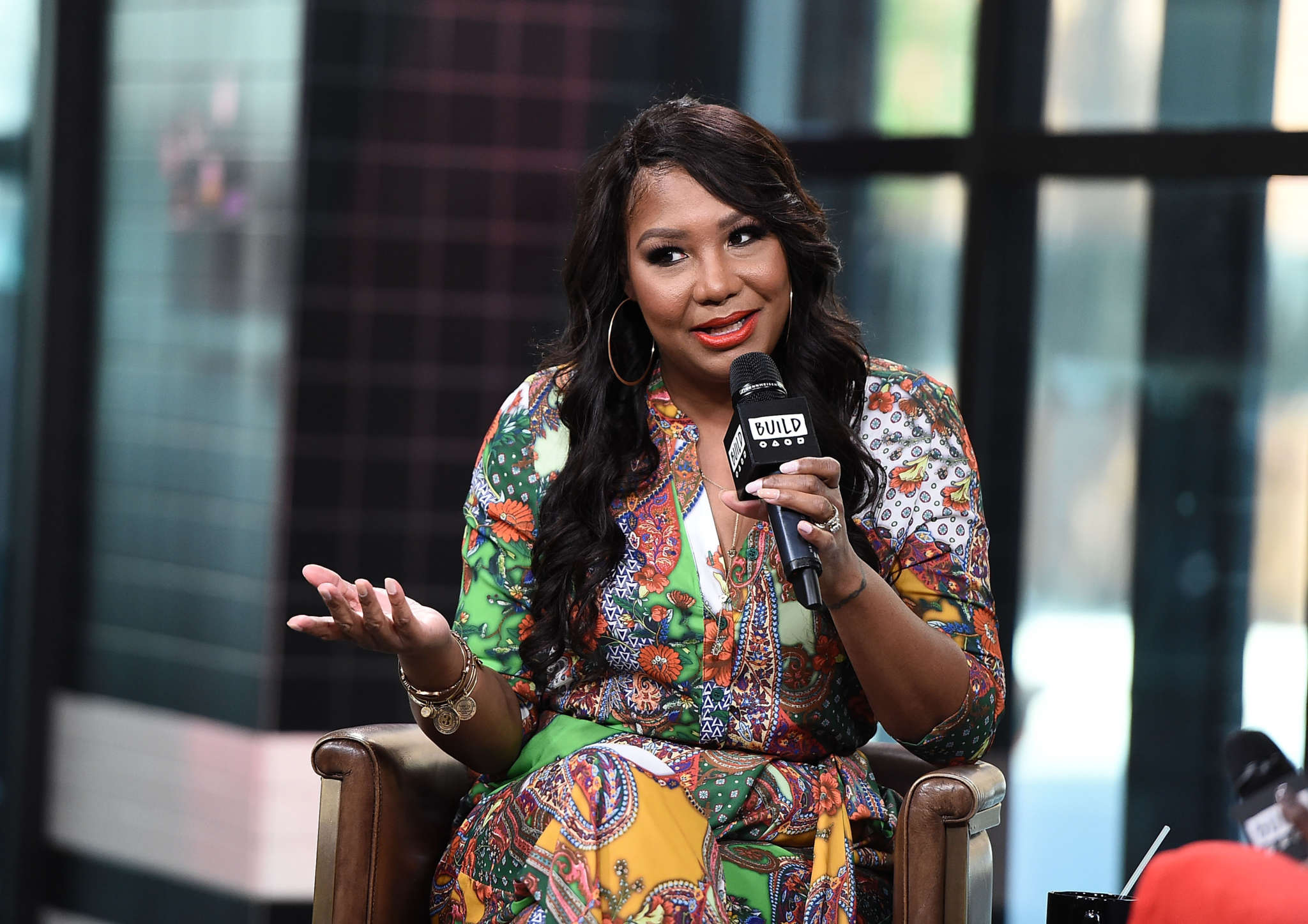 Traci Braxton And Her Sisters Received Backlash Following The Announcement For The New Family Series