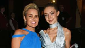 Yolanda Hadid Gushes Over Her 'Sunshine' Gigi Hadid And Her Bundle Of Joy - Check Out The Adorable Pic!