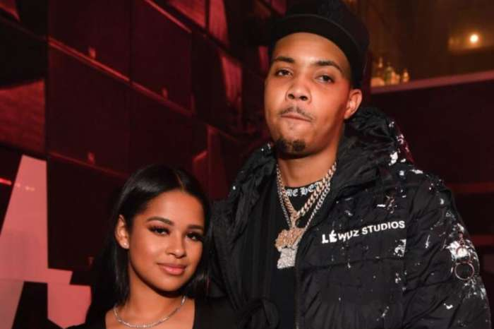 G Herbo Is Back Home With His GF, Taina After Turning Himself In With The Authorities
