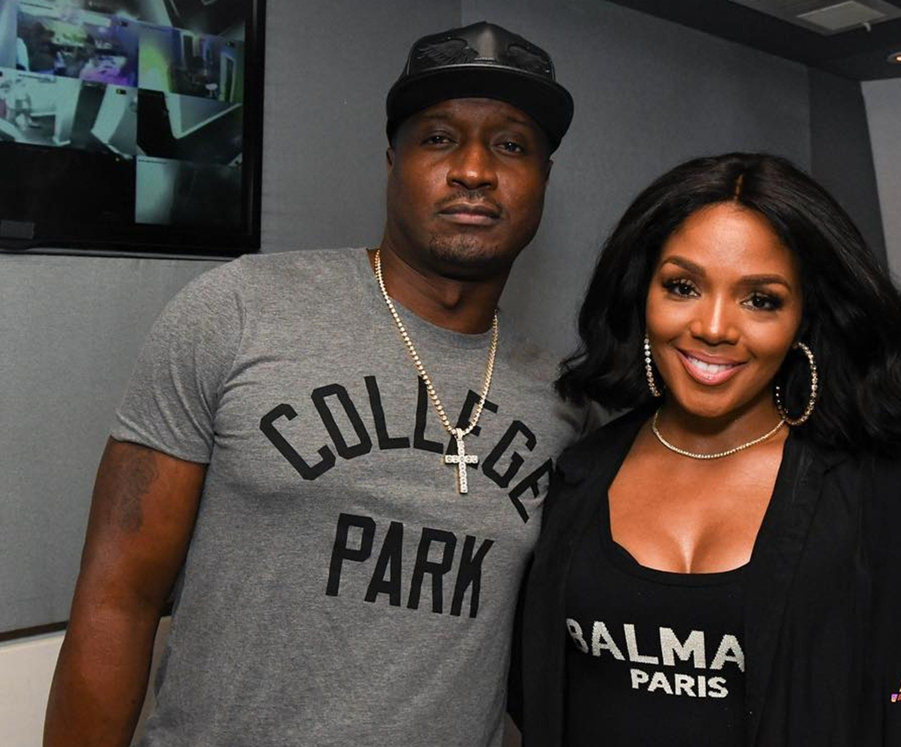 Rasheeda Frost And Kirk Frost Celebrate Their Anniversary At The Frost Bistro - See The Video
