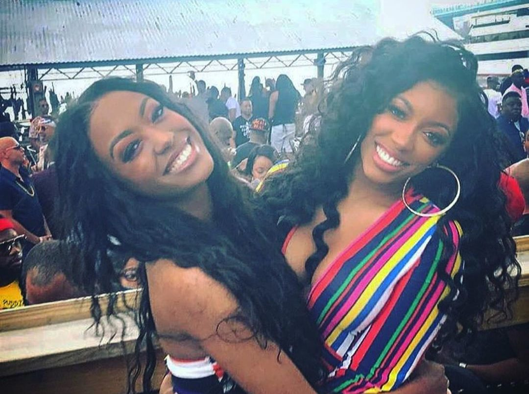 Porsha Williams Praises Her Sister, Lauren Williams Who Guides People Through A Cleansing Meditation