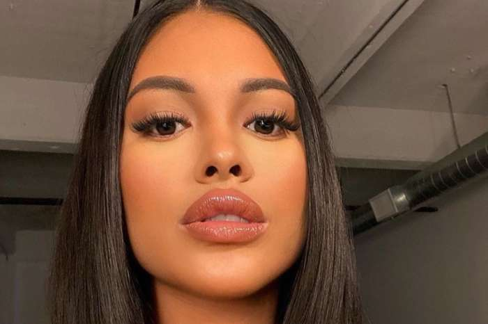 Ammika Harris Shows Off Her Gorgeous Face In This New Photo And Fans Are Here For Her Look