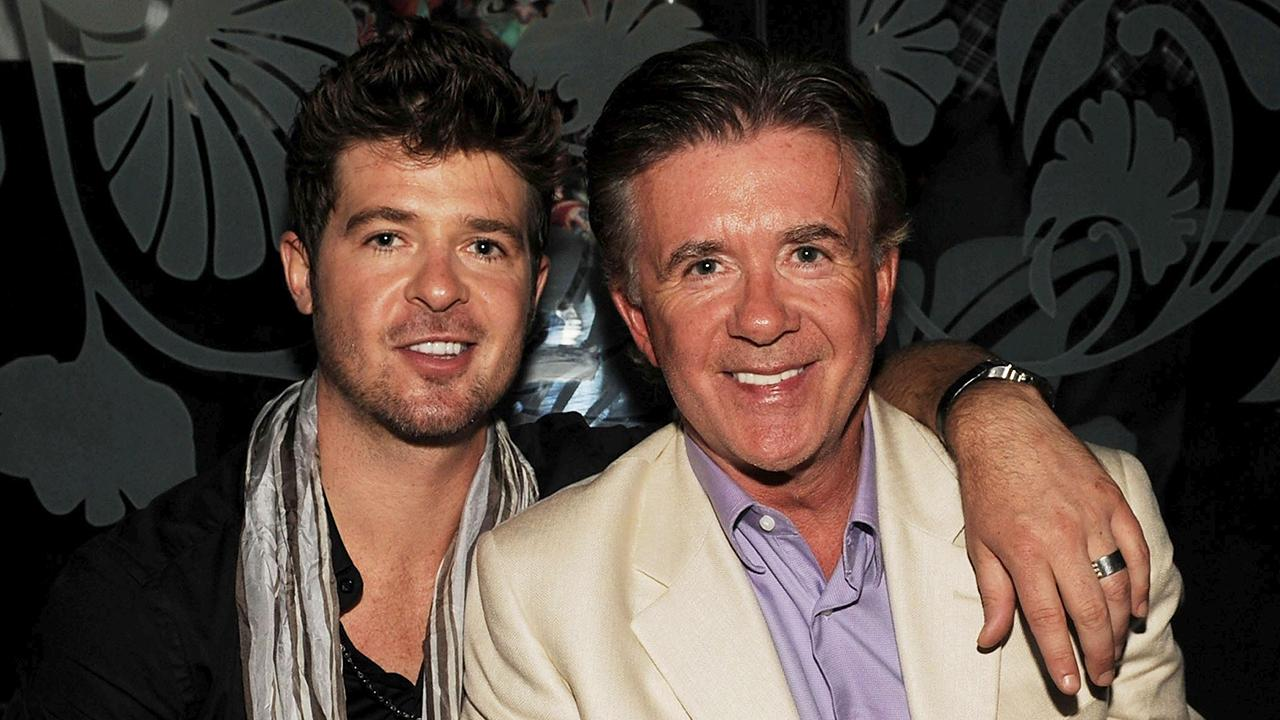 Robin Thicke, April Love Geary Welcome Third Child
