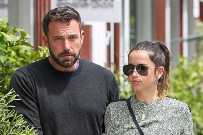 Ben Affleck's 'Sweet' GF Ana De Armas Reportedly Really 'Great' With His Kids - Details!