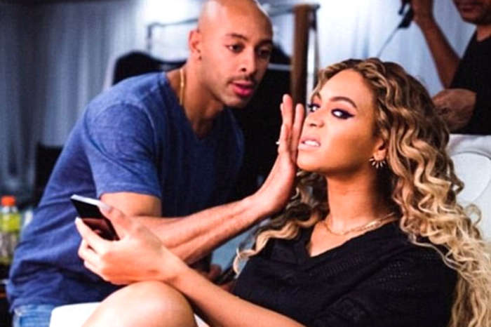 Beyonce's Make-Up Artist Sir John Teamed Up With Barbie To Give The Doll A Makeover
