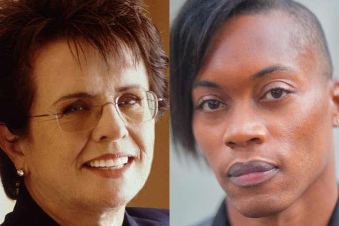Billie Jean King Congratulates First Black, Openly Gay Tennis Player Lendale Johnson