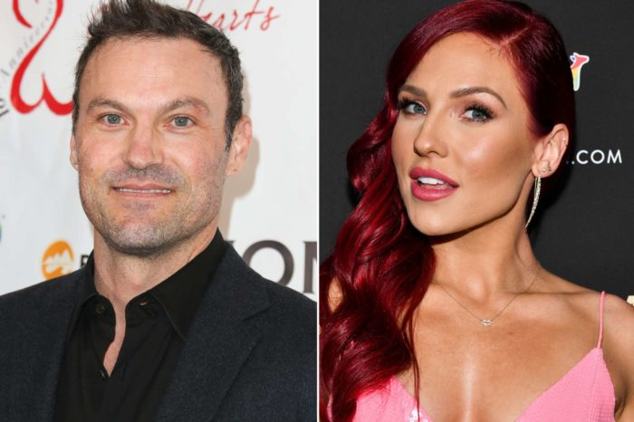 Sharna Burgess Gushes Over Her Trip With Brian Austin Green - Says It Was The 'Best Vacation' Of Her Life!