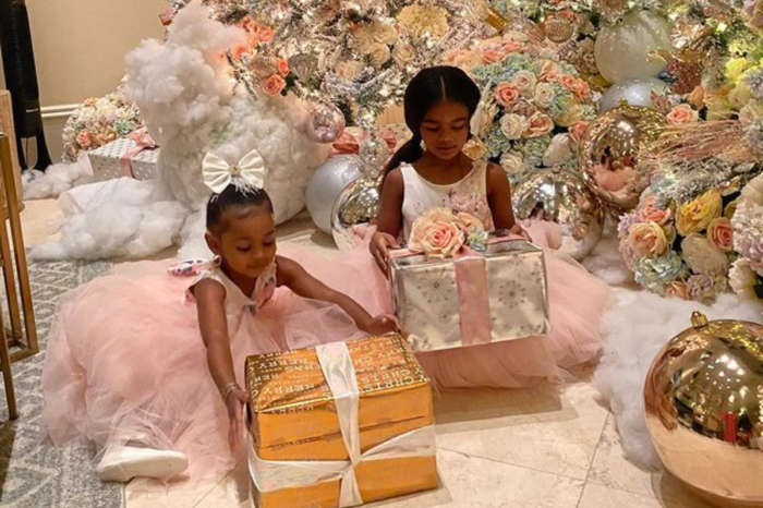 Offset Gifts Kulture Beautiful $1K Dolce And Gabbana Doll As Cardi B's Daughter Has Fairy Tale Christmas