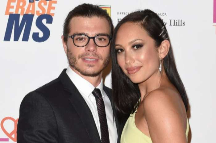 Cheryl Burke Opens Up About Abusive Relationships In Her Past And Gushes Over Her Husband - Check Out The Video!