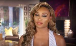 Cynthia Bailey Advises People To Vote - See Her Video Here