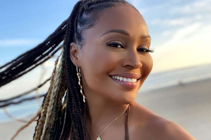 Cynthia Bailey Is Glowing Ahead Of Christmas - Fans Are Here For Her Happiness