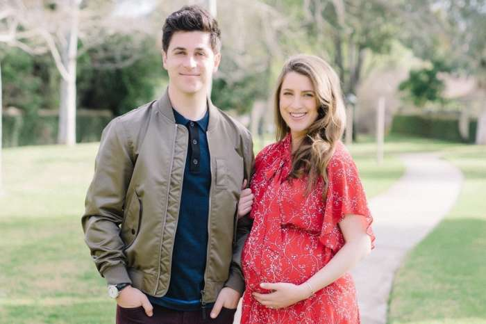 David Henrie And His Wife Welcome 2nd Baby On Christmas Day!