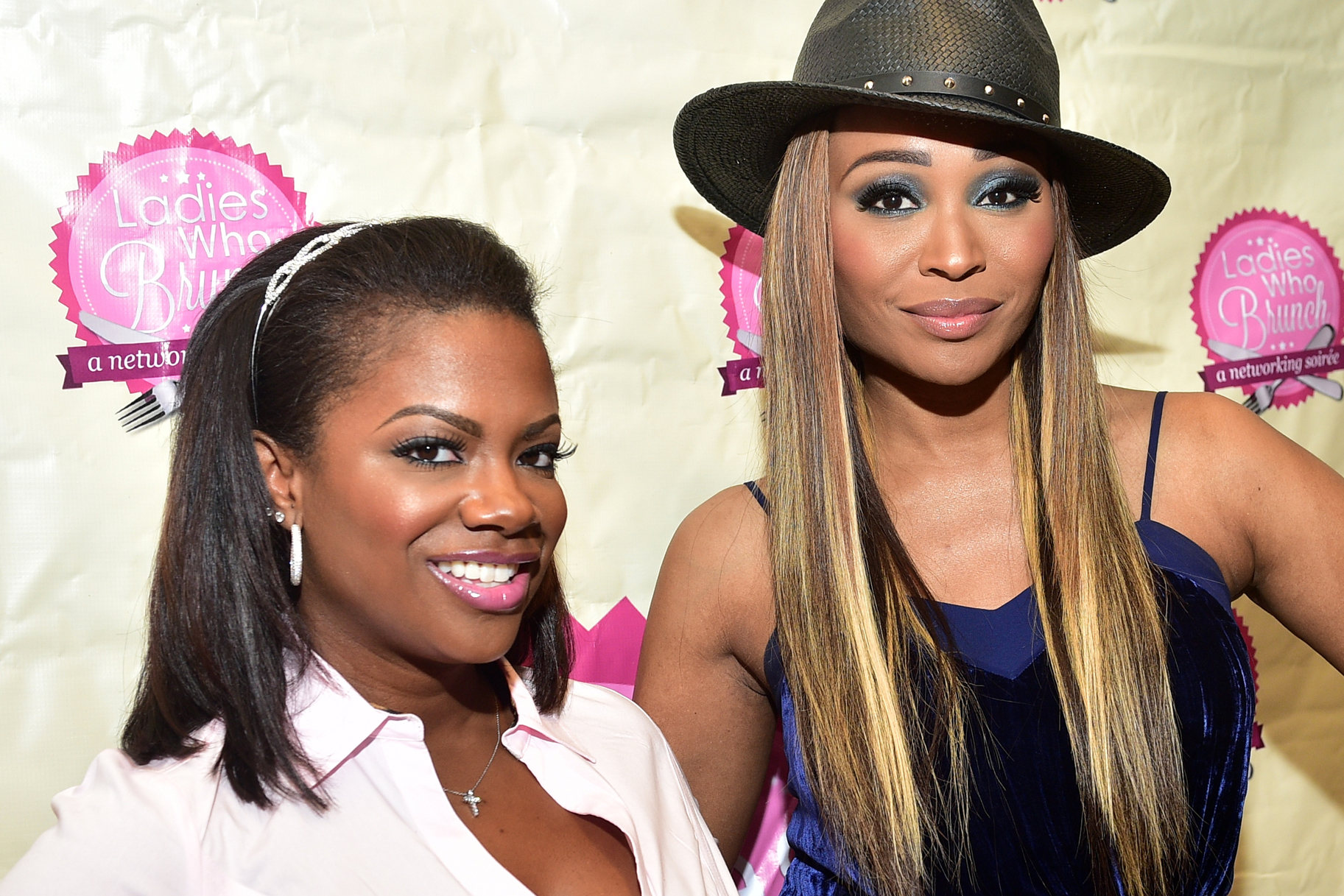 Kandi Burruss And Cynthia Bailey Hang Out At The Screening Of Fatale Movie Together - Check Out Their Photo
