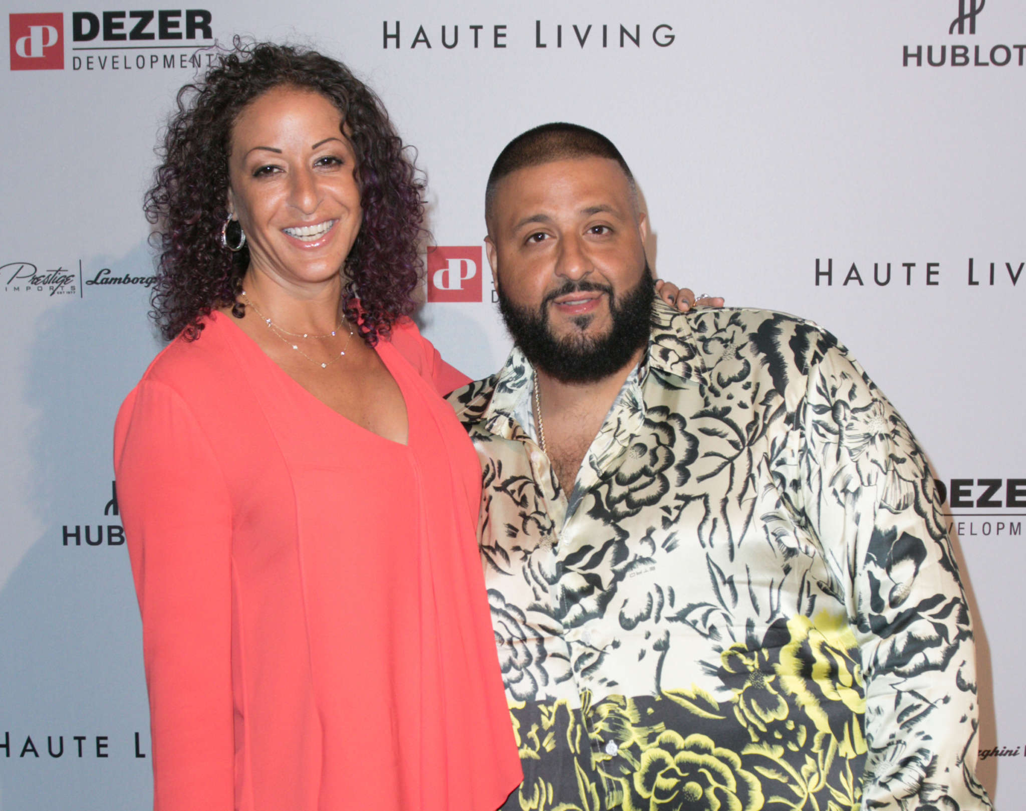 DJ Khaled Is Celebrating His Lady, Nicole Tuck's Birthday - These Two Are A Whole Vibe In This Video