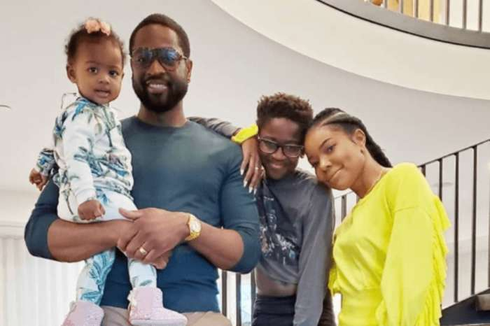 Gabrielle Union's Video Featuring Kaavia James Has Fans Laughing