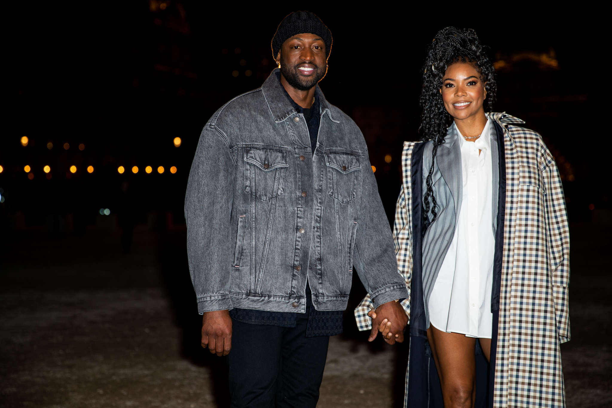 Gabrielle Union Makes Fans Happy With This Photo Featuring Dwyane Wade And Their Daughter, Kaavia James
