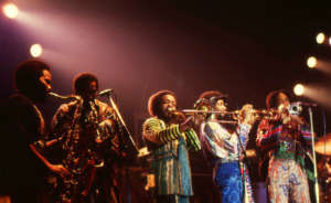 Earth Wind And Fire Frontman Laughs At The Idea of Them Still Getting Groupies