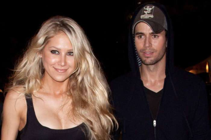 Enrique Iglesias And Anna Kournikova More Private Than Usual On Social Media - Here's Why!