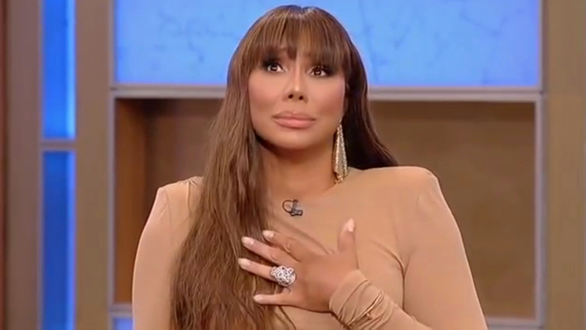 Tamar Braxton Talks On Her Suicide Attempt; She Says She Felt Logan Would Have Been Better Off Without Her