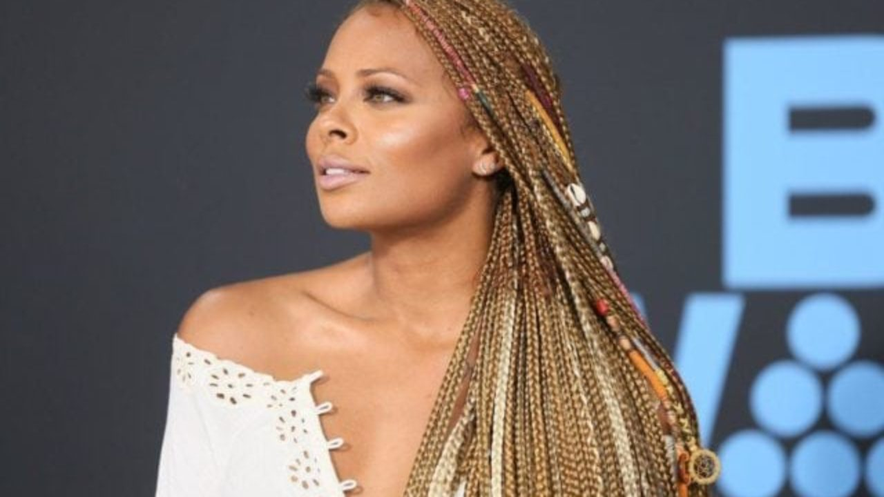 Eva Marcille Shares Her Solitude Euphoria Vibe - See Her Video