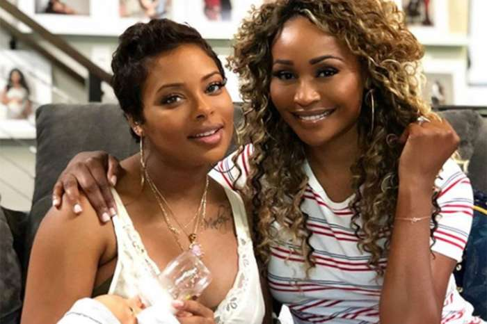 Cynthia Bailey And Eva Marcille Pose Together On A Vacay And Fans Throw Shade