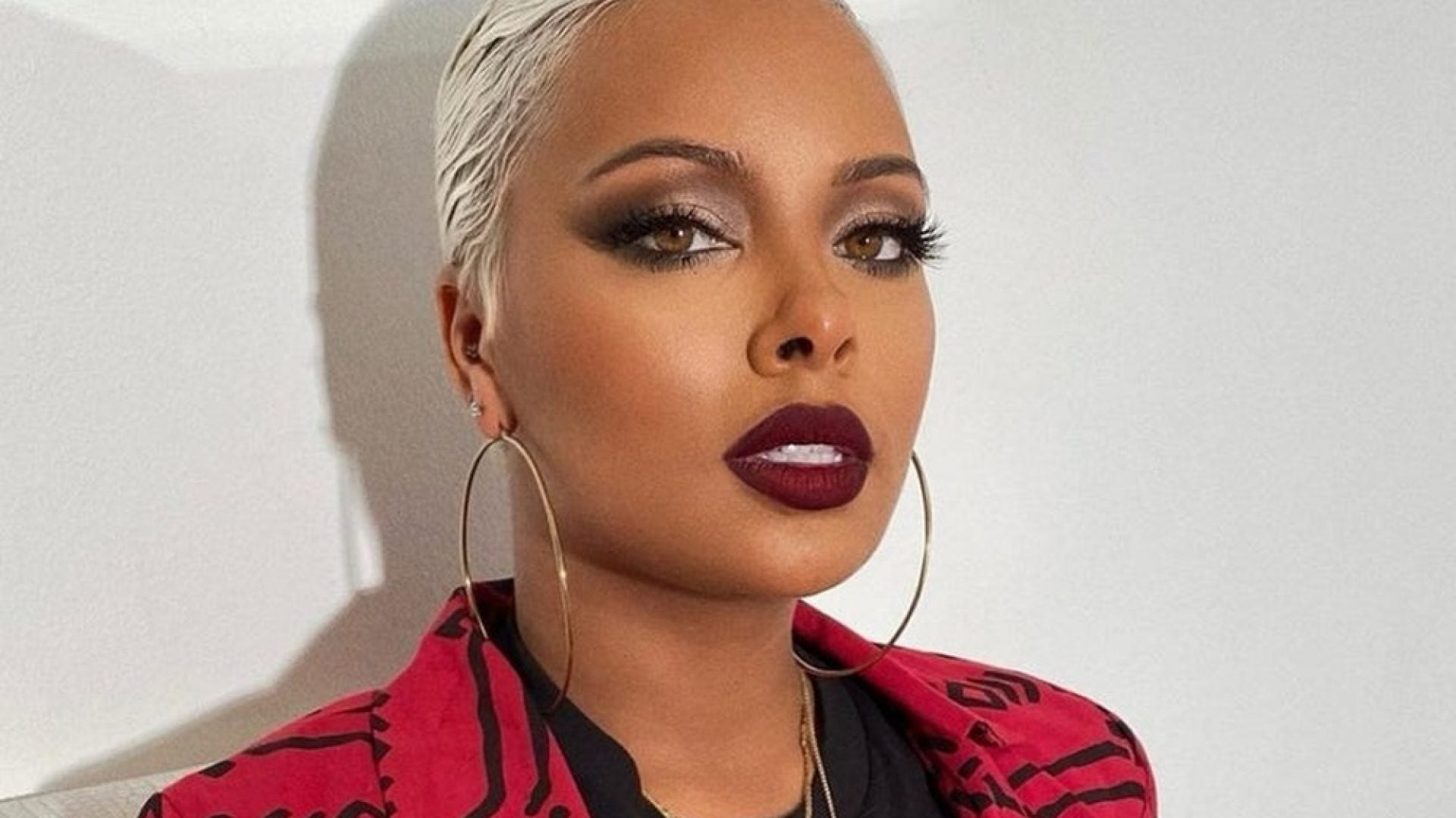 Eva Marcille's Photo Featuring Marley Rae And Santa Claus Makes Fans Smile - See It Here