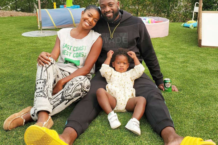 Gabrielle Union's Latest Photo Featuring Kaavia James Laughing Makes Fans Happy