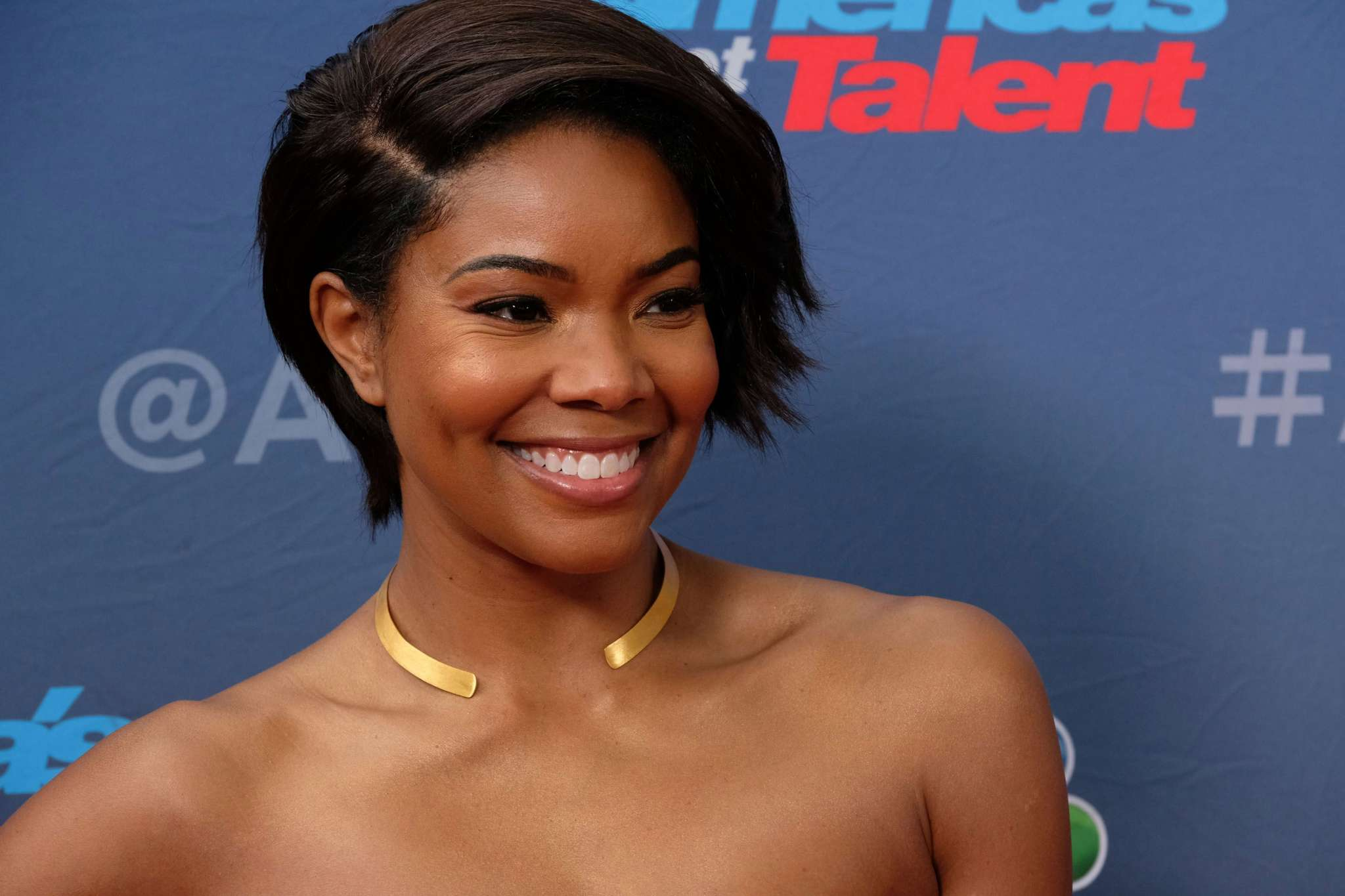 Gabrielle Union Celebrates Another Icon For Christmas