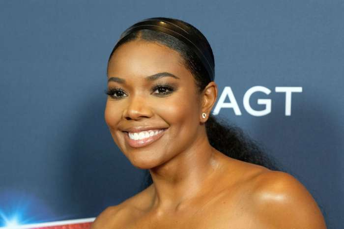 Gabrielle Union Shares Joyful Video On Social Media - See It Here