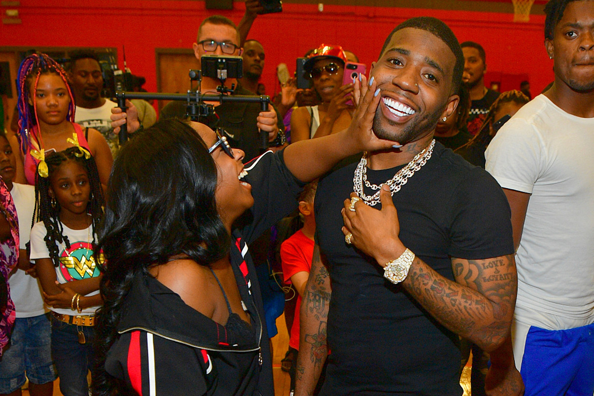 YFN Lucci Shares A Video With Reginae carter And Talks About Their Rekindled Romance