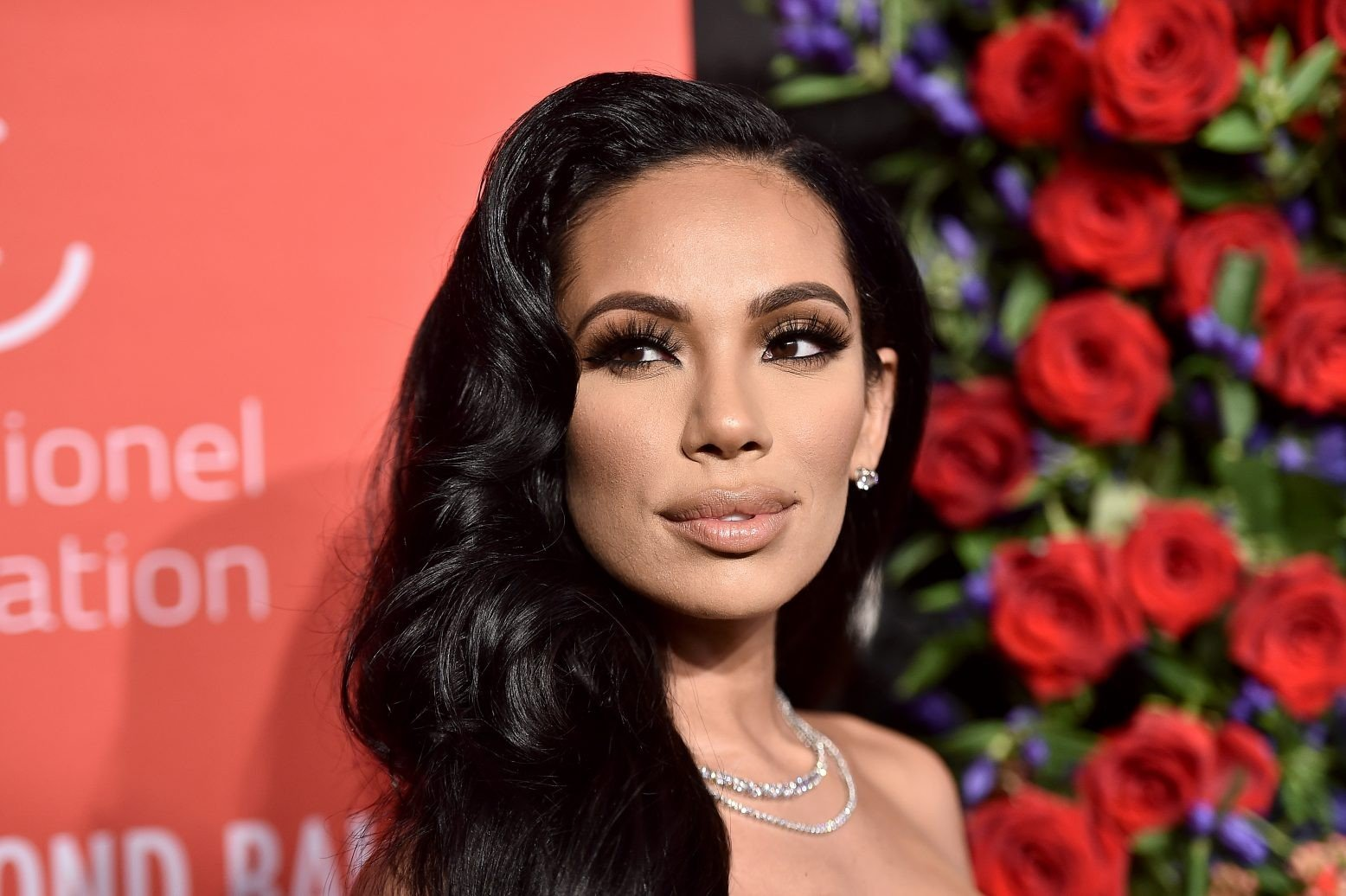 Erica Mena Flaunts Her Curves In This Skintight Outfit - See Her Rocking A New Look Here