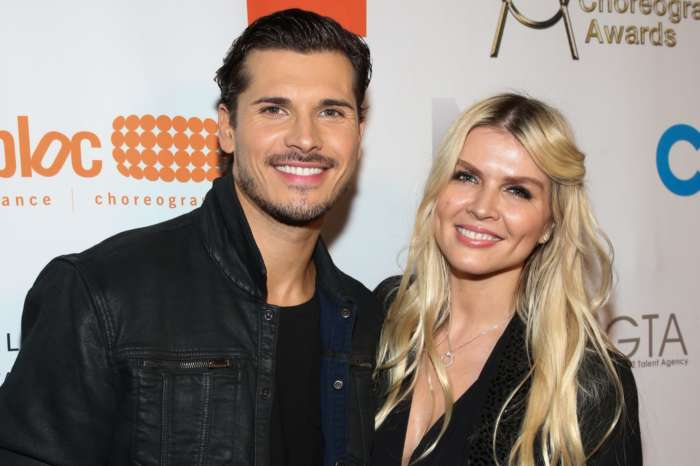 Gleb Savchenko Claims His Ex-Wife Was The Cheater -- Allegedly Caught Her Changing In Front Of Their House!