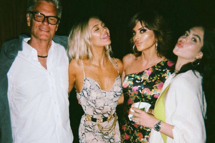 Are Harry Hamlin And Lisa Rinna Trying To Keep Scott Disick Away From Their Daughter Amelia?