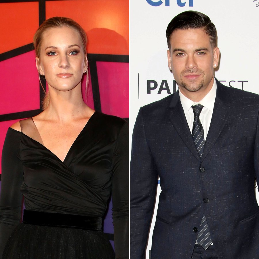 Heather Morris blasts 'Glee' fan for post about Mark Salling