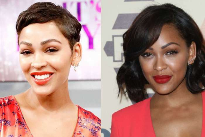 Meagan Good Opens Up About Skin Lightening Horror Story -- Wants People To Know She Would Never Bleach