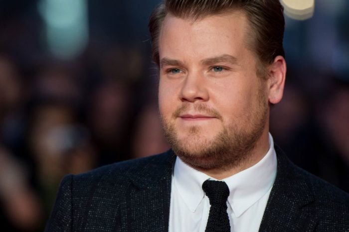 James Corden Says He Is 'Homesick' - Sources Say He May Move Back To England Once His Contract Ends