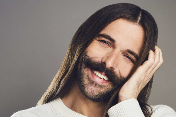 Jonathan Van Ness Reveals He Got Married In Secret!