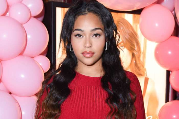 Jordyn Woods Is Glowing In Her Latest Photo - Check Her Out Driving This Red Beauty