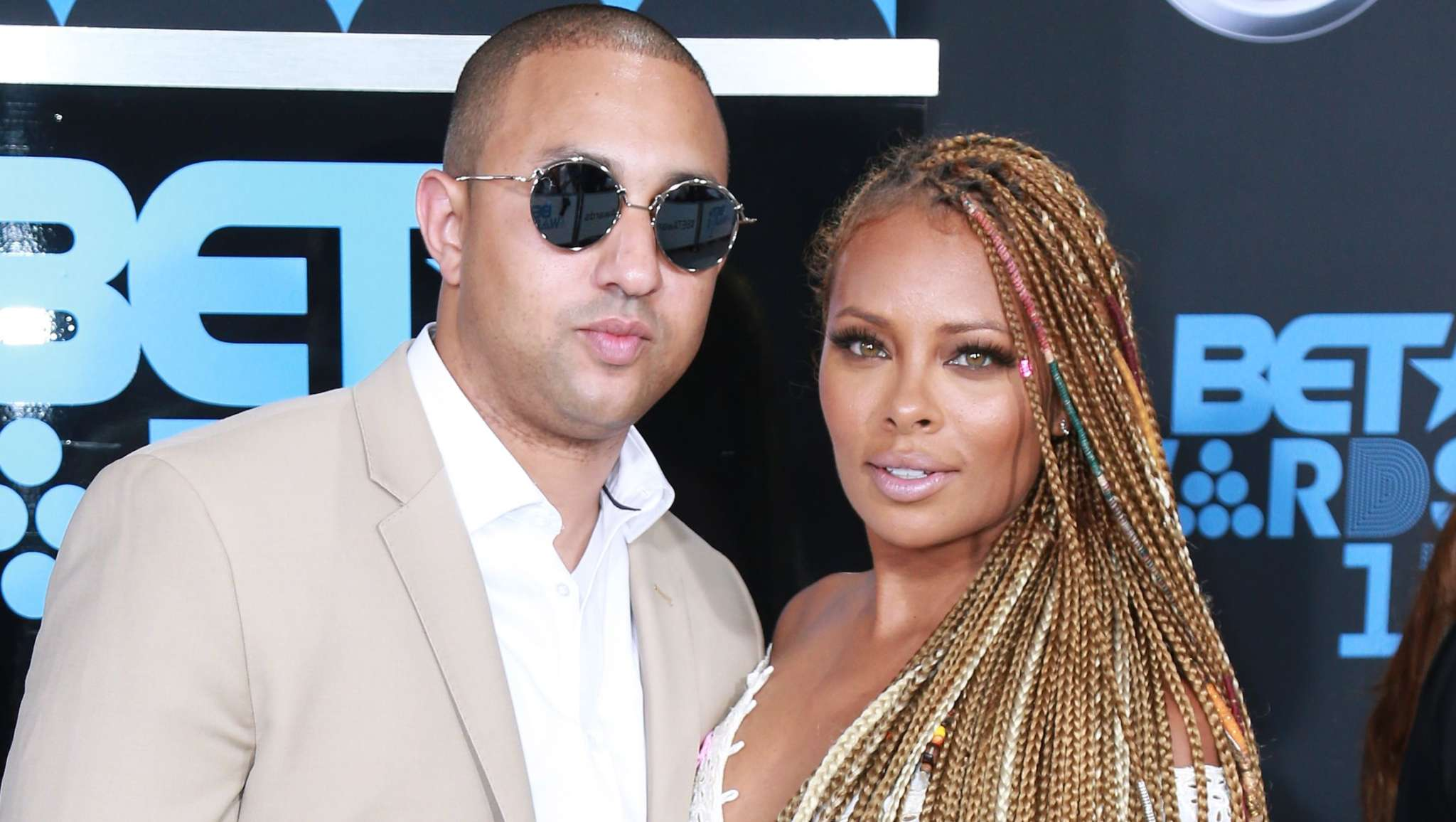 Eva Marcille Flaunts Her Love For Mike Sterling - See The Photo Session