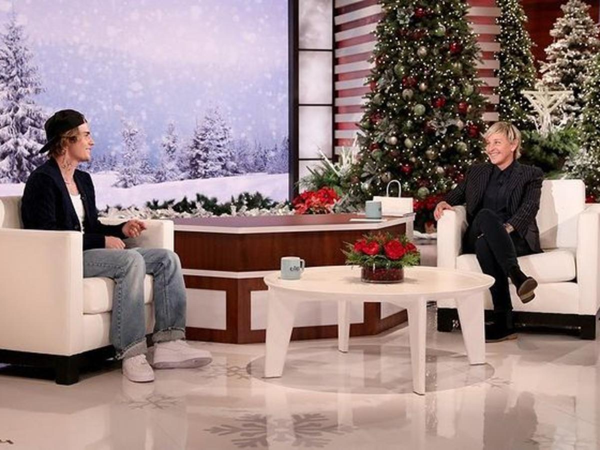 Justin Bieber Thanks Ellen DeGeneres For Her Kindness After She Asks 'What's The Hold-Up' For Hailey Bieber Getting Pregnant