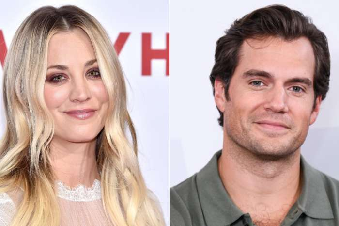 Kaley Cuoco Bursts Into Laughter When Asked Unexpected Question About Her Ex Henry Cavill!