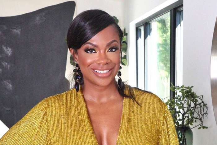 Kandi Burruss Poses With Her Whole Family In Pyjamas - Check Out Her Post