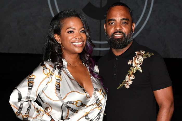 Kandi Burruss' Photo With Todd Tucker Has Fans Saying That They Are A Bomb Couple