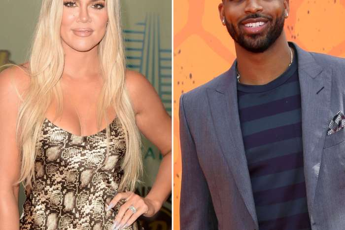 KUWTK: Tristan Thompson Leaves Flirty Comment Under Khloe Kardashian's Newest Sultry Pic!