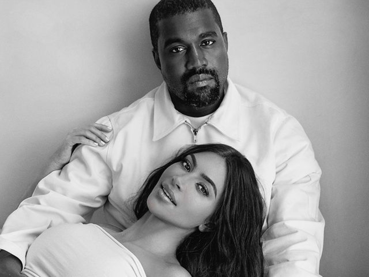 Kim Kardashian and Kanye West lead separate lives