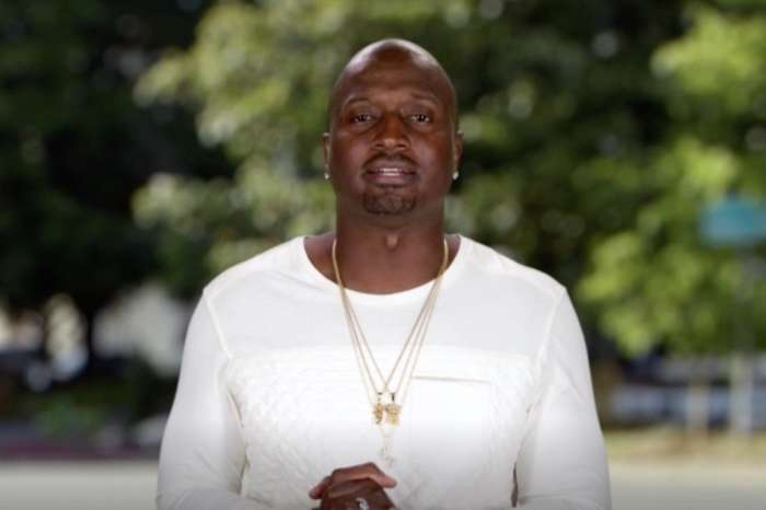 Kirk Frost Advises Fans To Vote - See His Video With Rasheeda