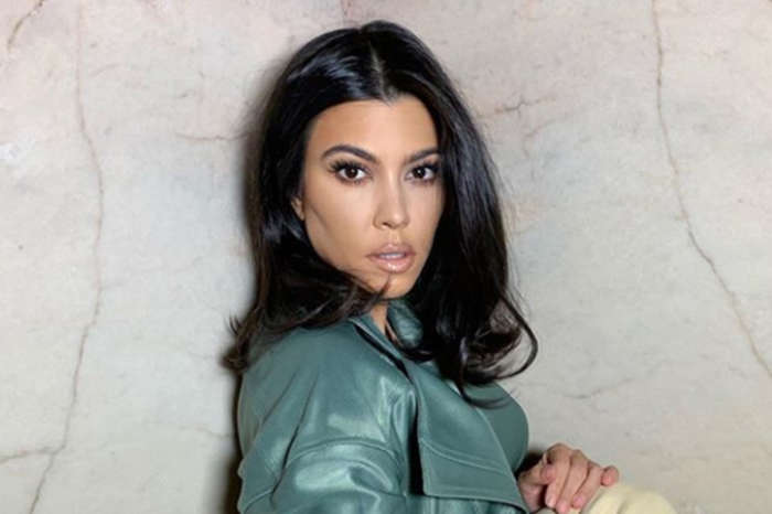 KUWTK: Kourtney Kardashian Hilariously Reacts To Pregnancy Rumors After Posting Throwback Bathing Suit Pics!